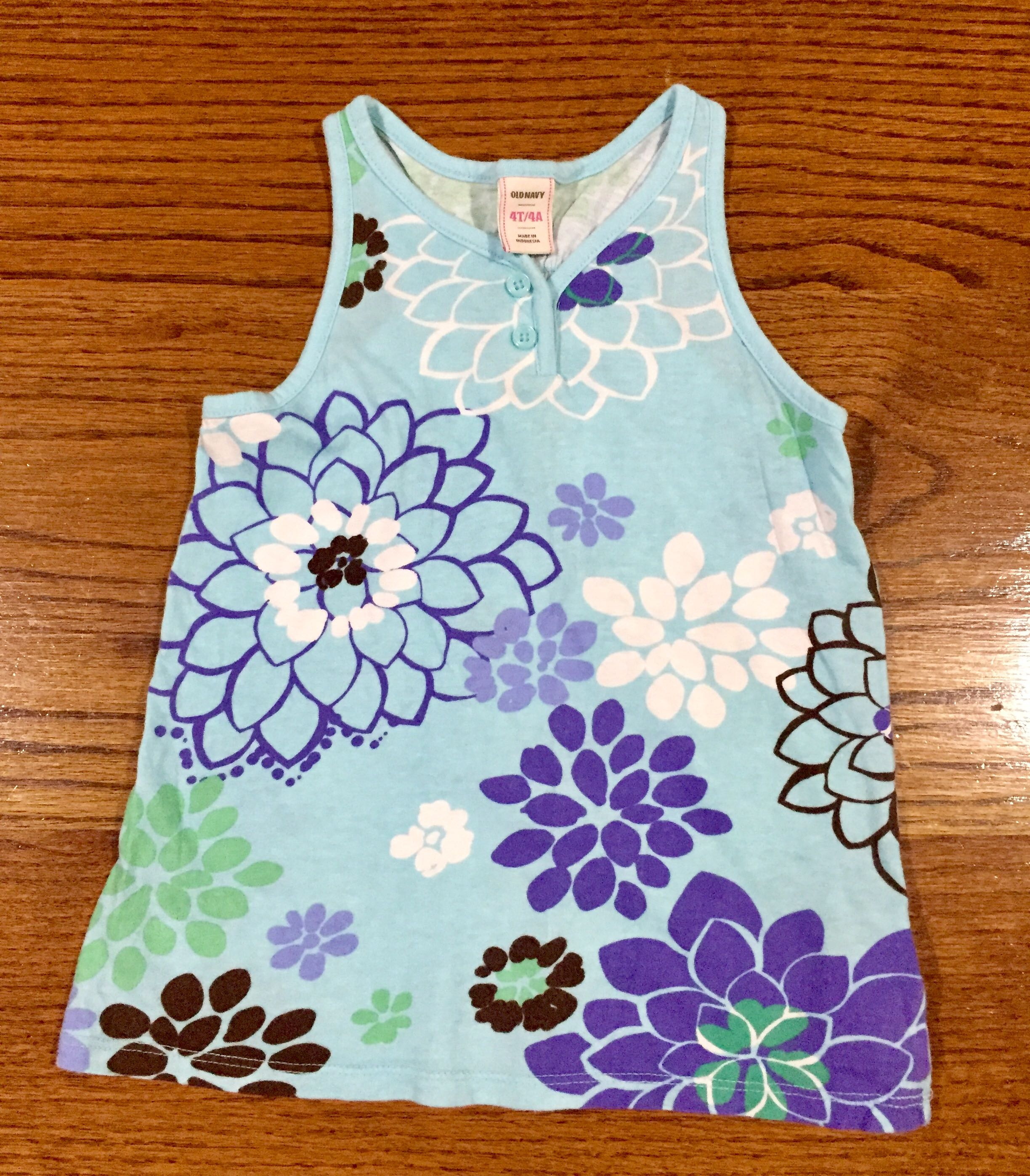 GUC 4T Old Navy Tank