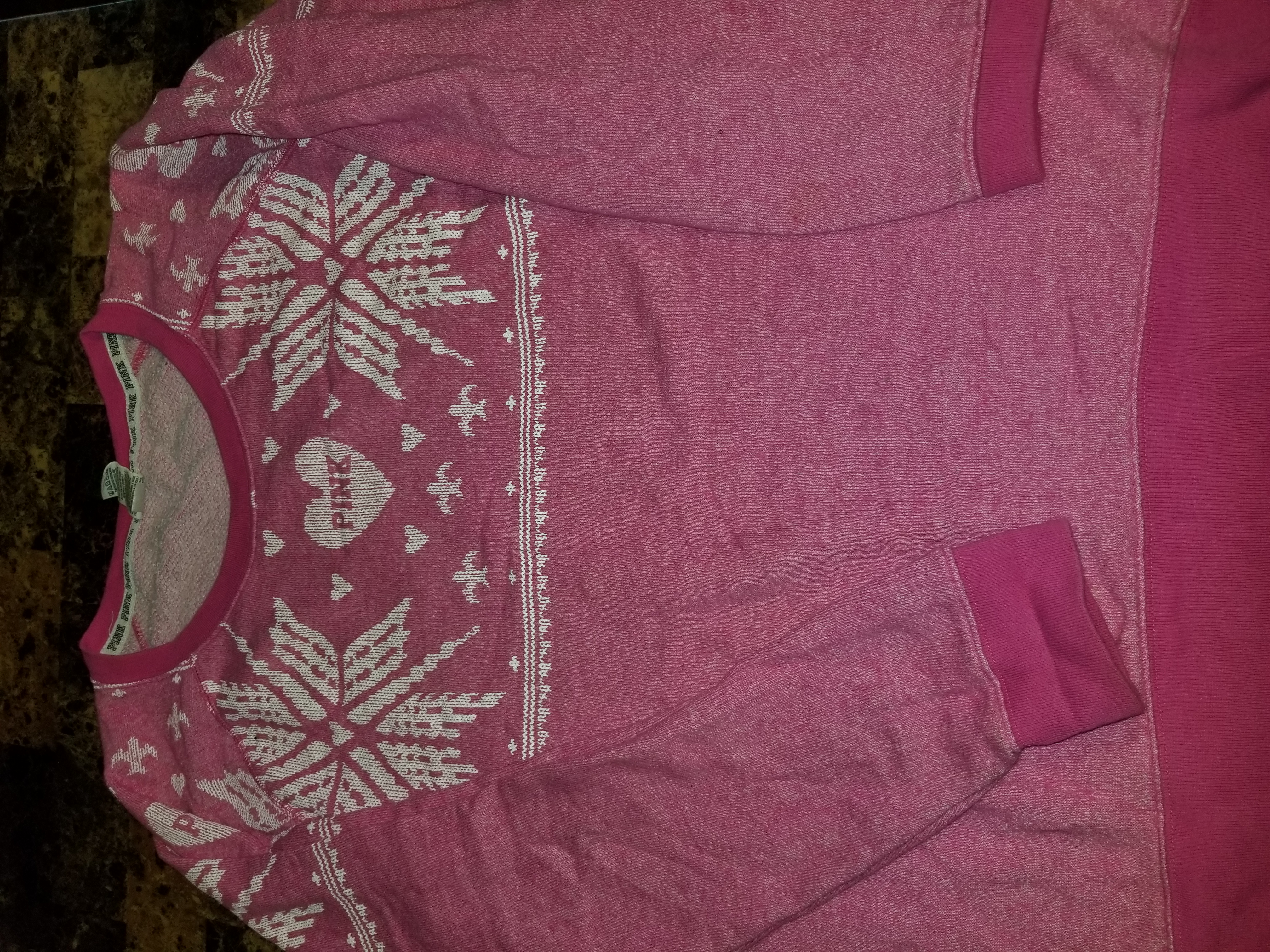 Victoria's Secret PINK Sweater L