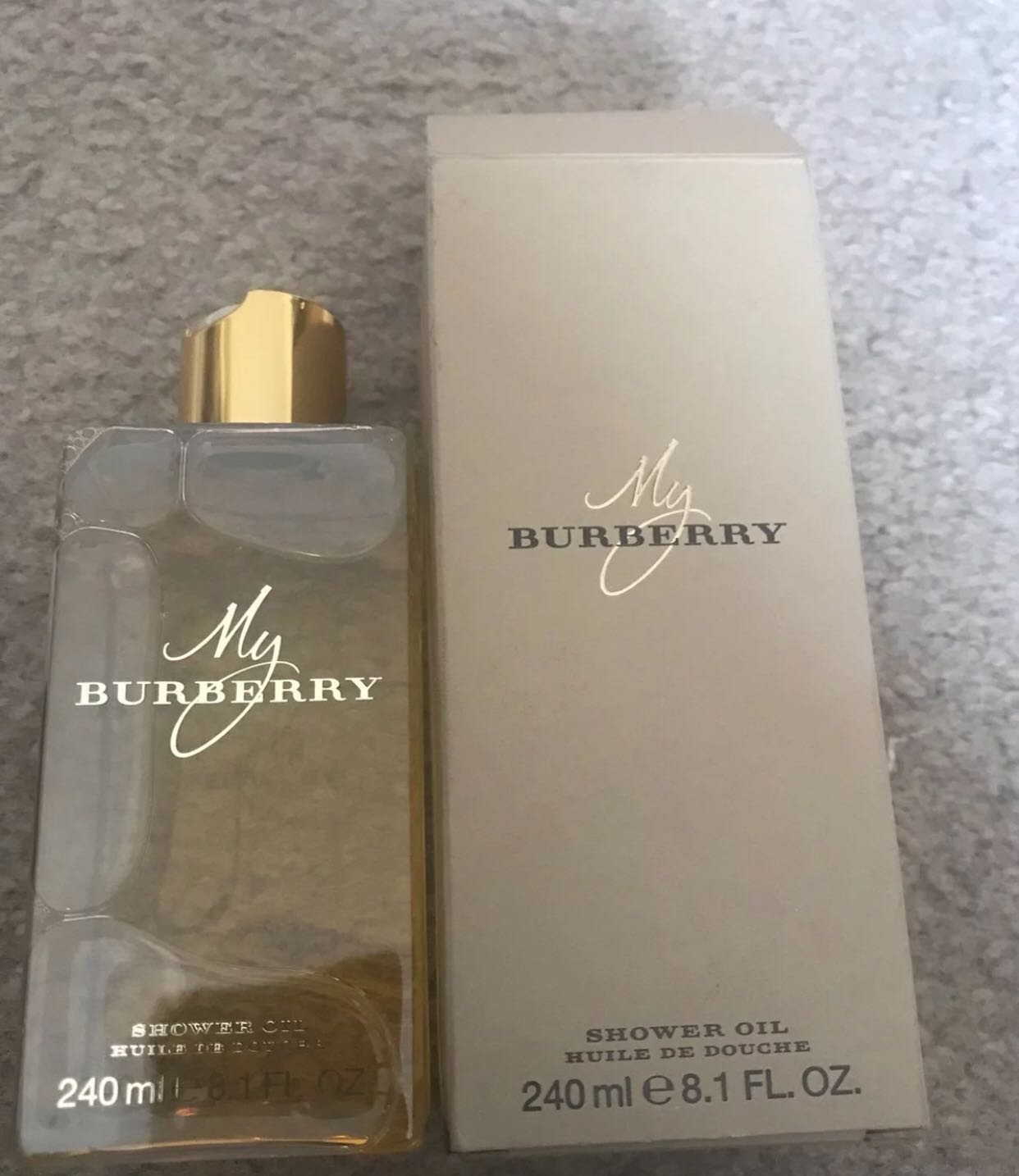 Burberry Oil