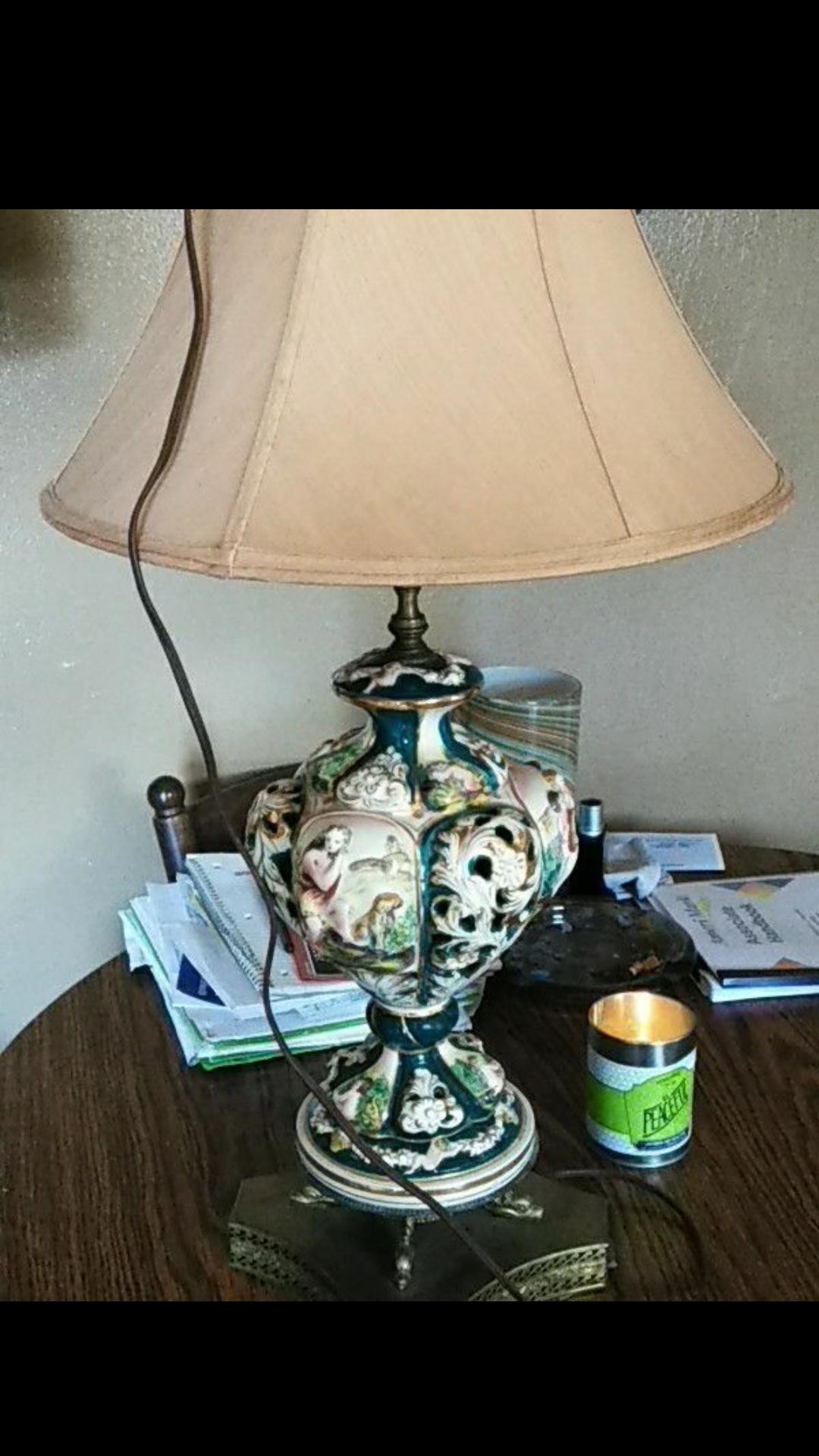 Italian lamp