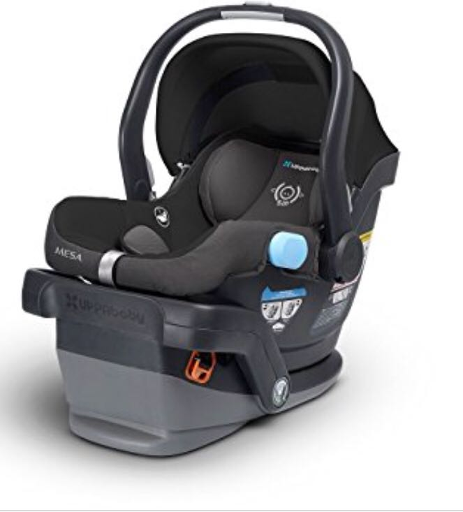 IN SEARCH OF: UPPAbaby car seat and base