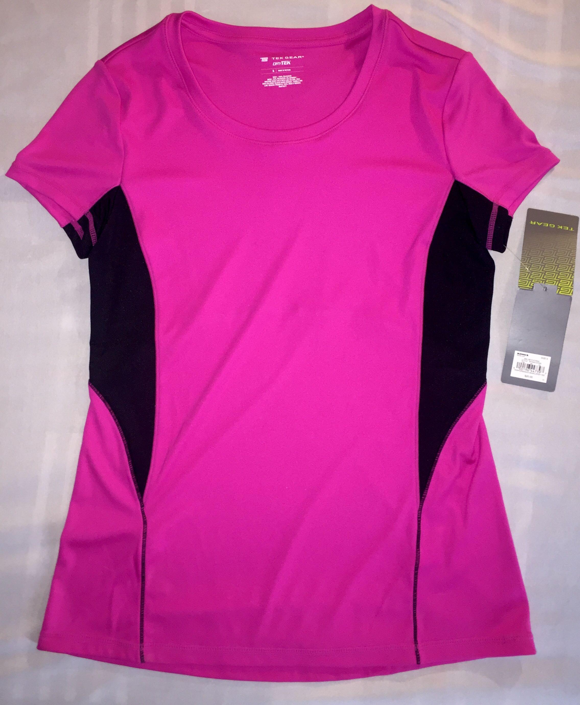 Women's Tek Gear Shirt