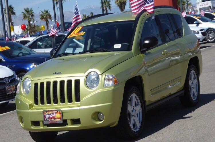 2010 Kia Jeep Compass sport SUV