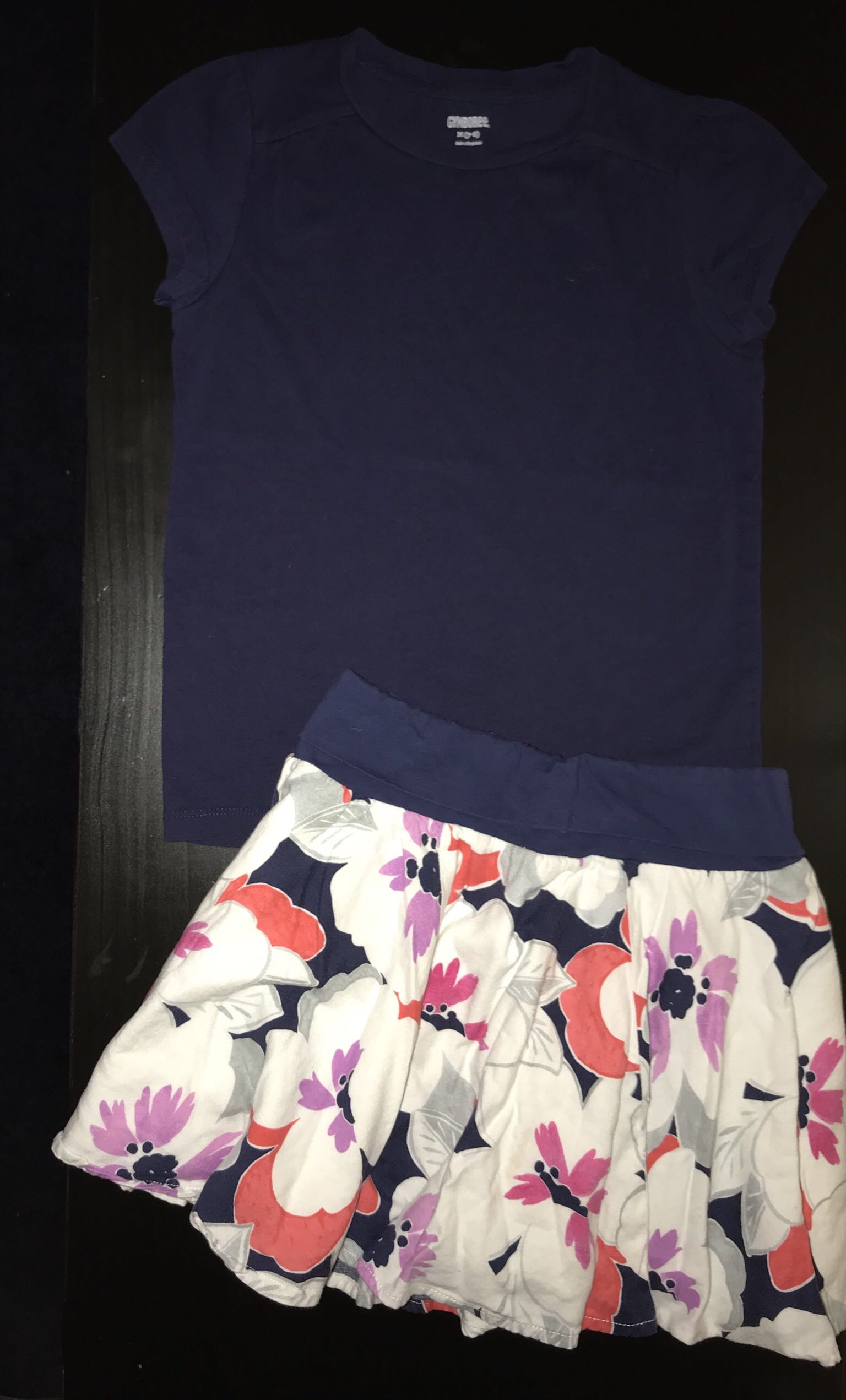Girls Gymboree outfit - size 7/8