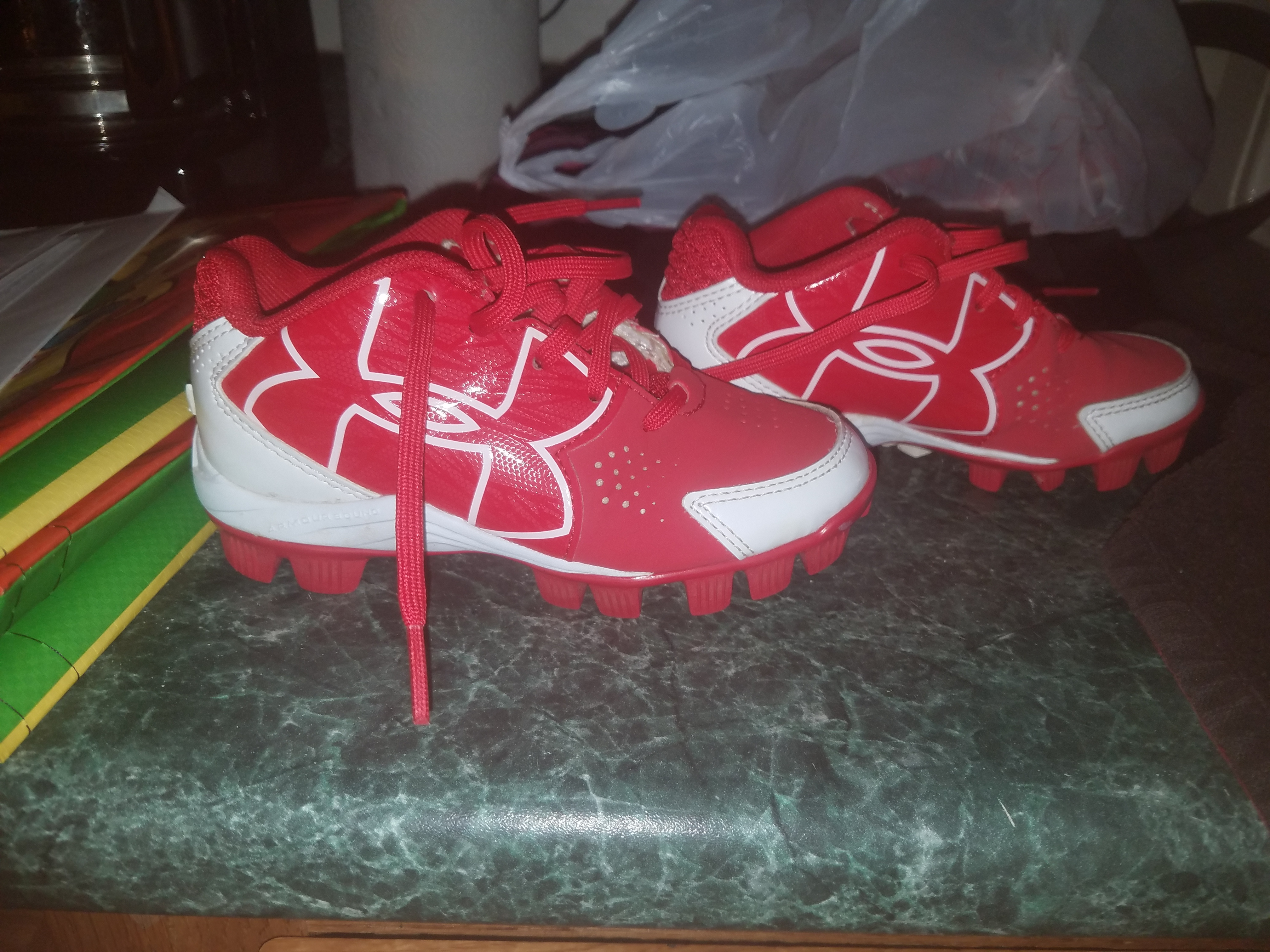 Cleats toddler 11