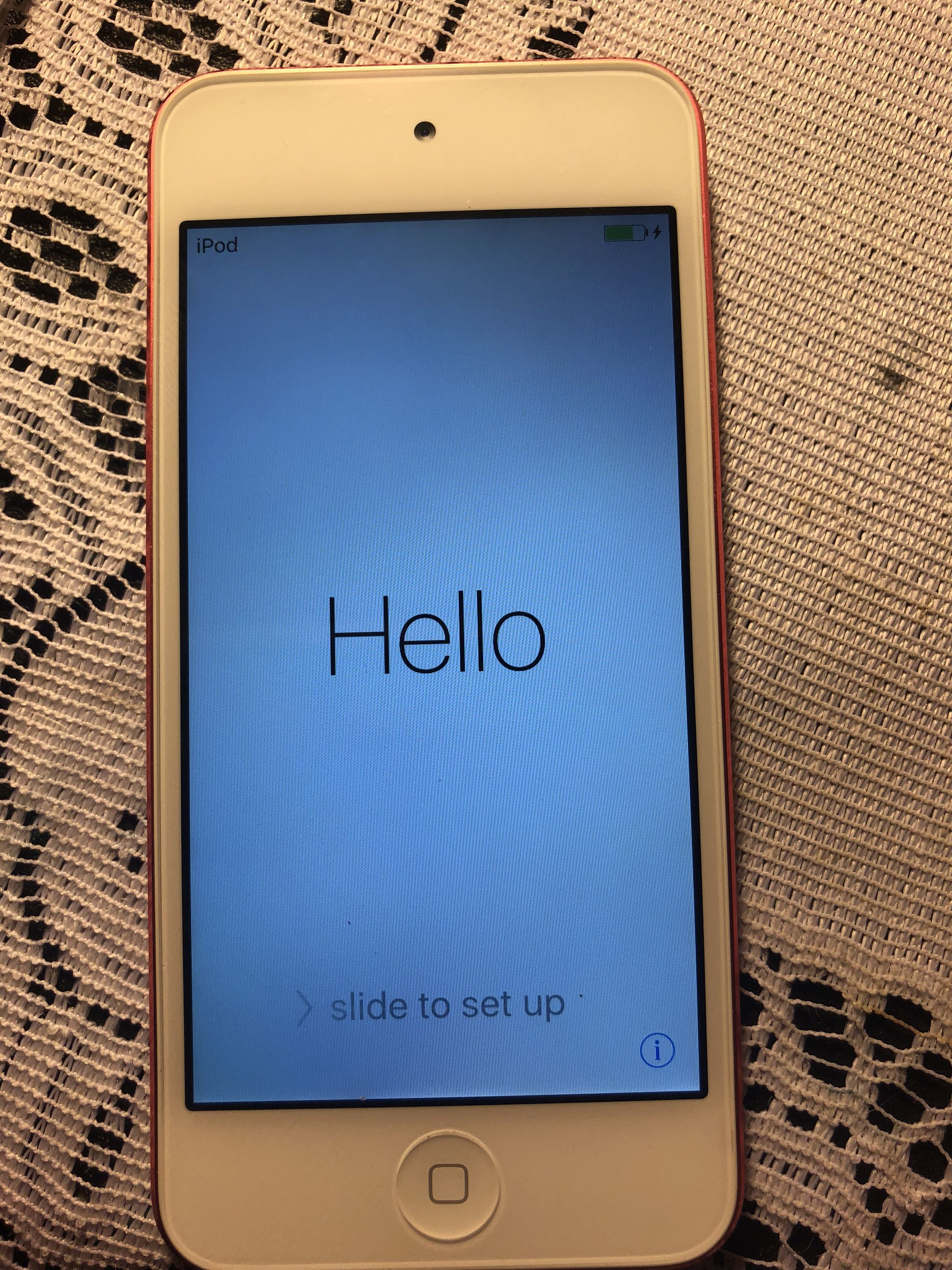 iPod Touch 5 generation 24 GB