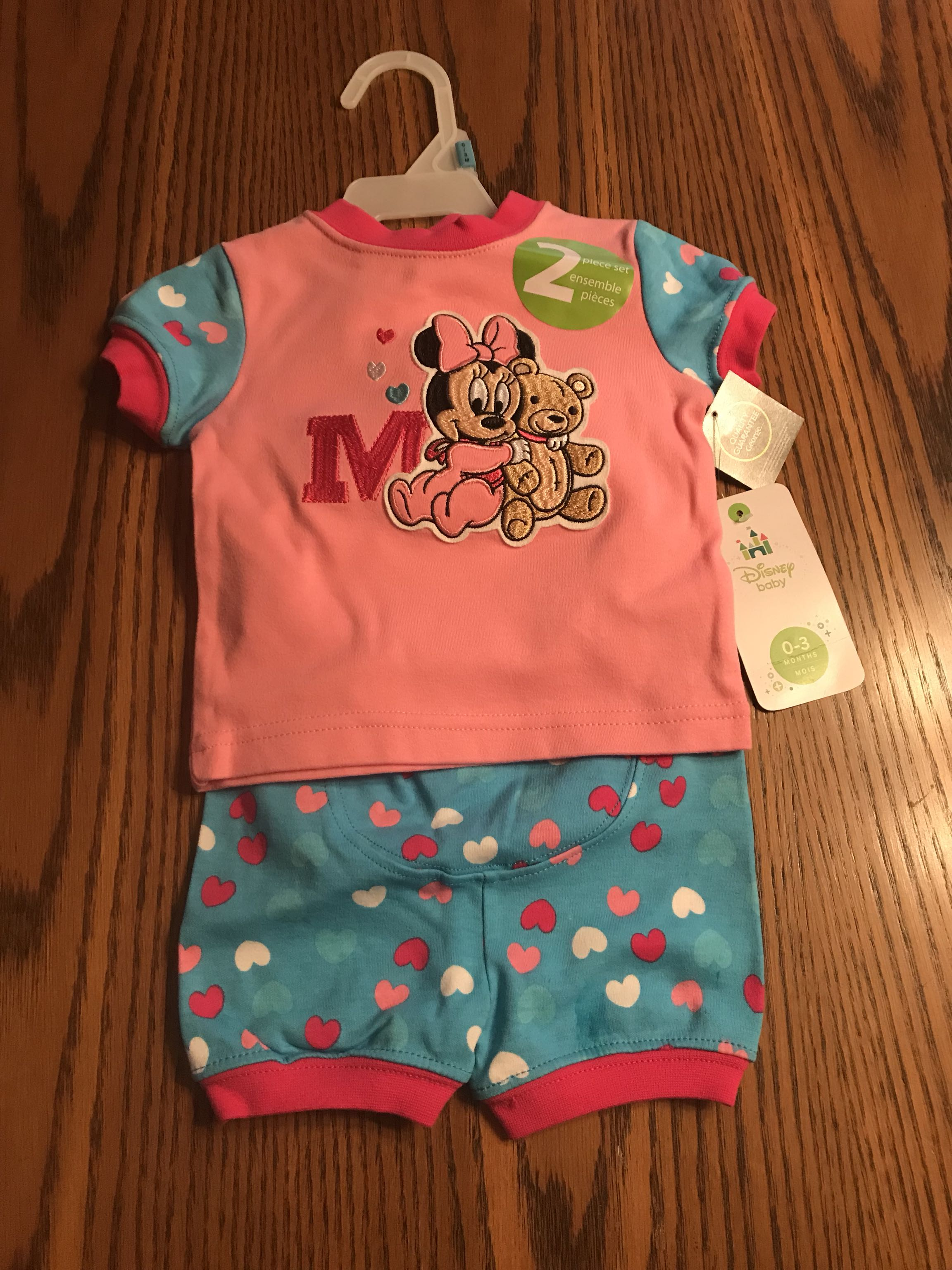 disney baby girl minnie mouse outfit
