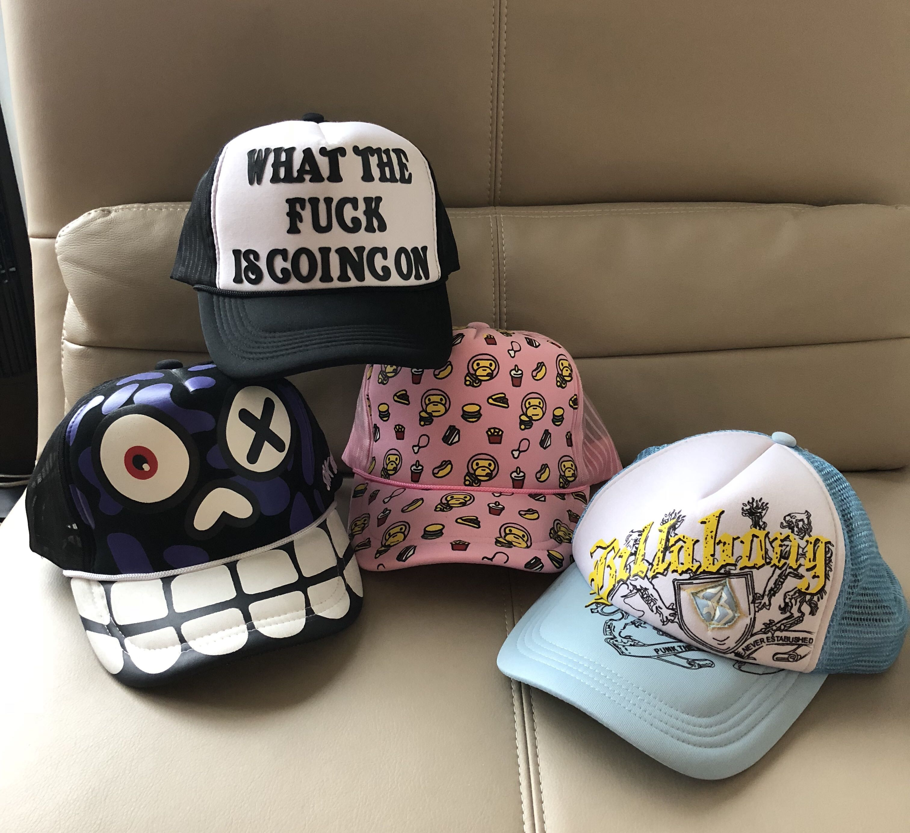 Caps/ Hats