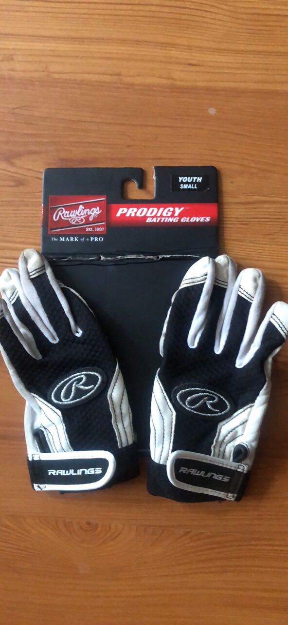 Batting gloves size Youth Xsmall