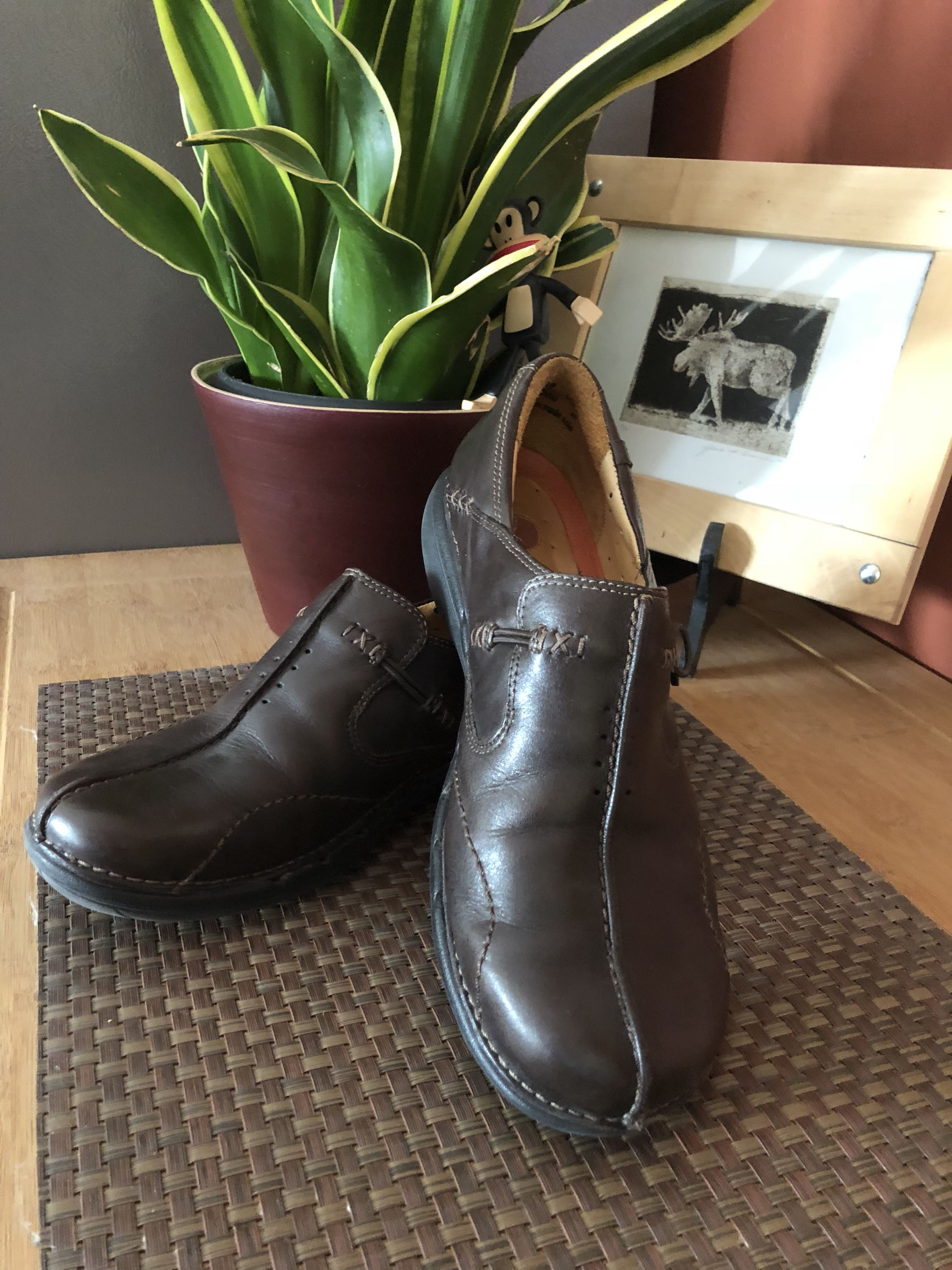 Clark's Unstructured Size 8
