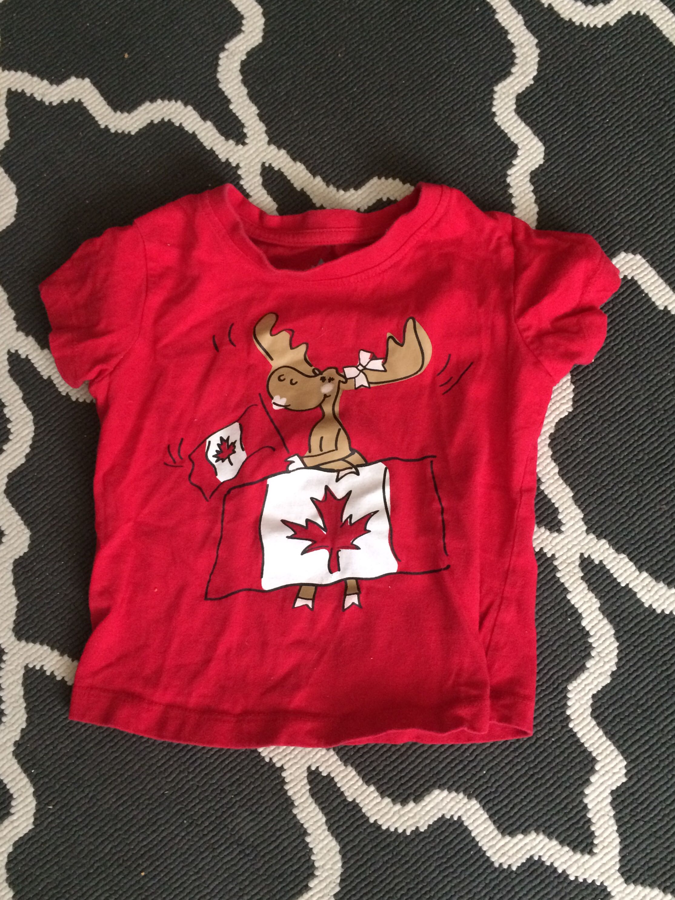 Canada Day T-shirt/Tee
