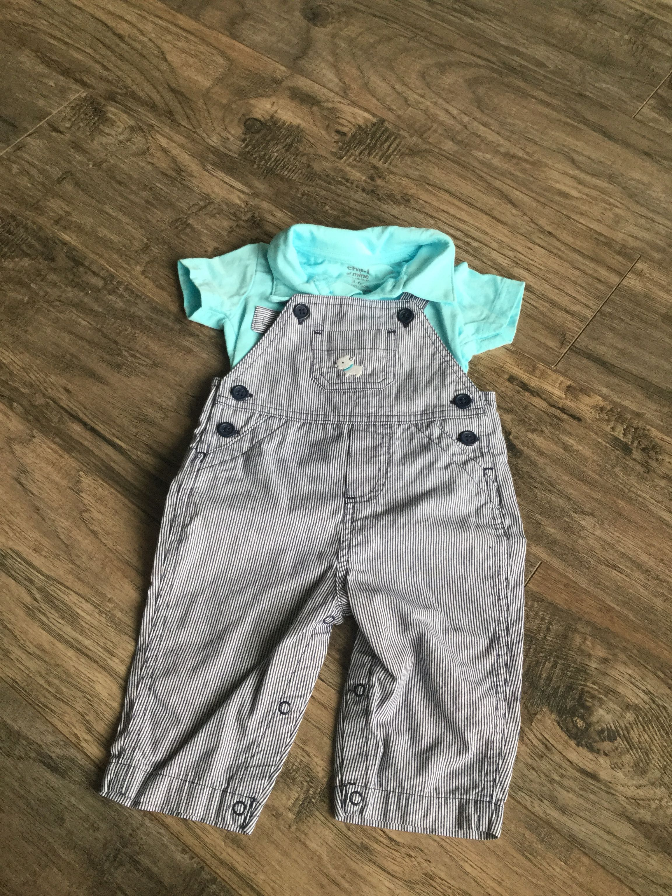 3-6 Month Carters Brand Outfit
