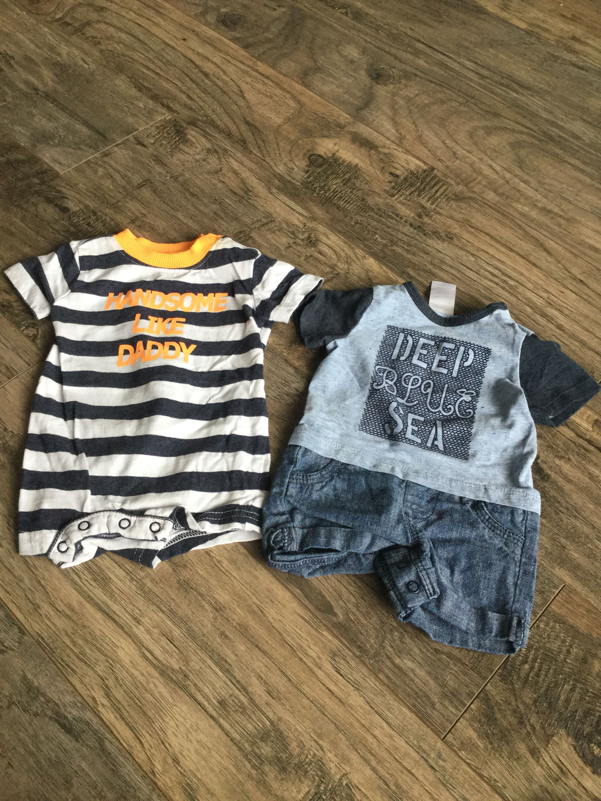 0-3 Month George Outfit