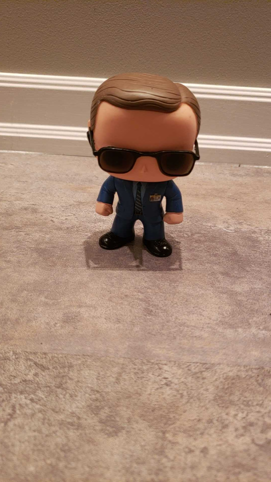 Agent Coulson Pop