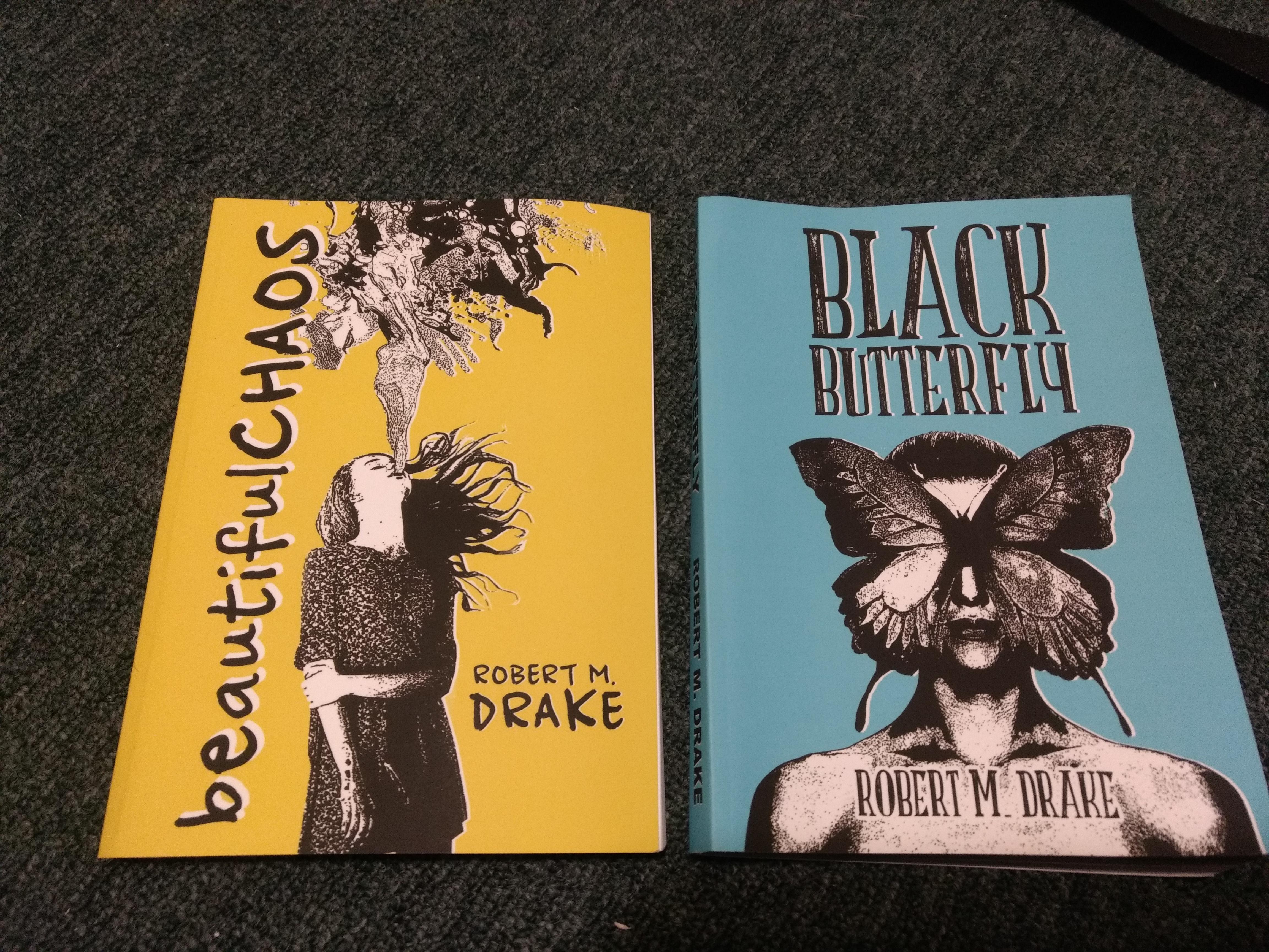 Rm Drake books