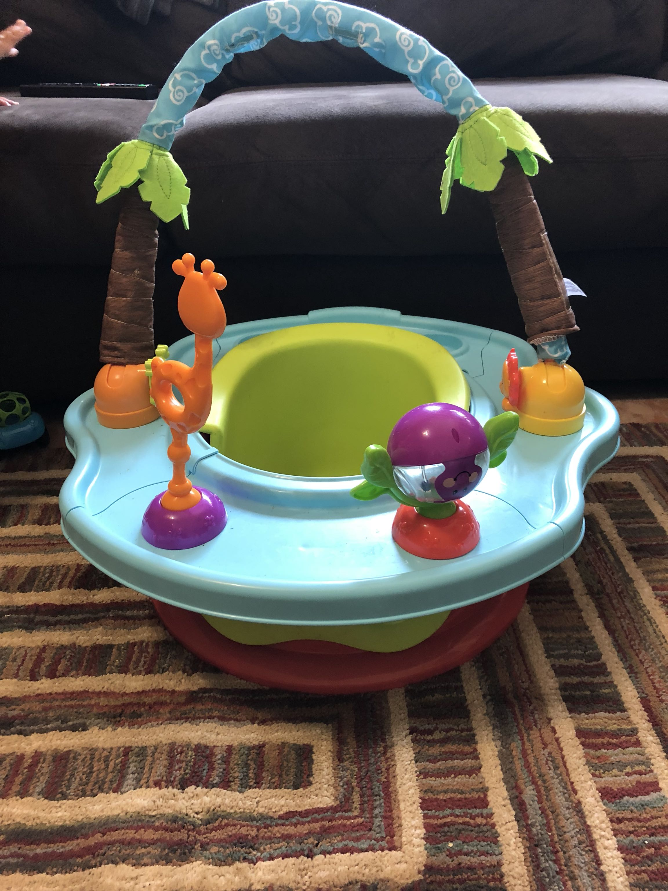 Summer infant baby seat