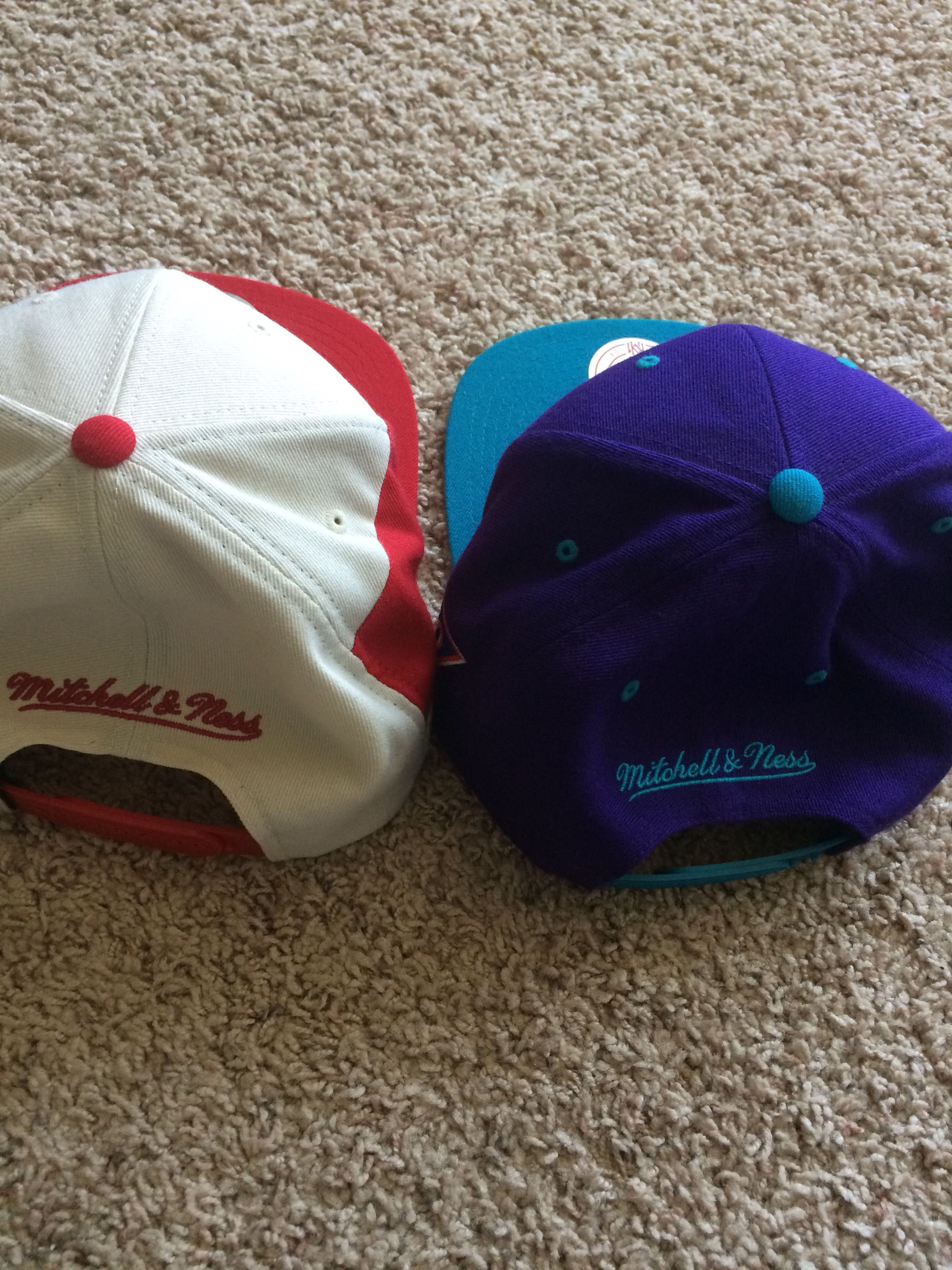 Mitchell And Ness SnapBack Hats