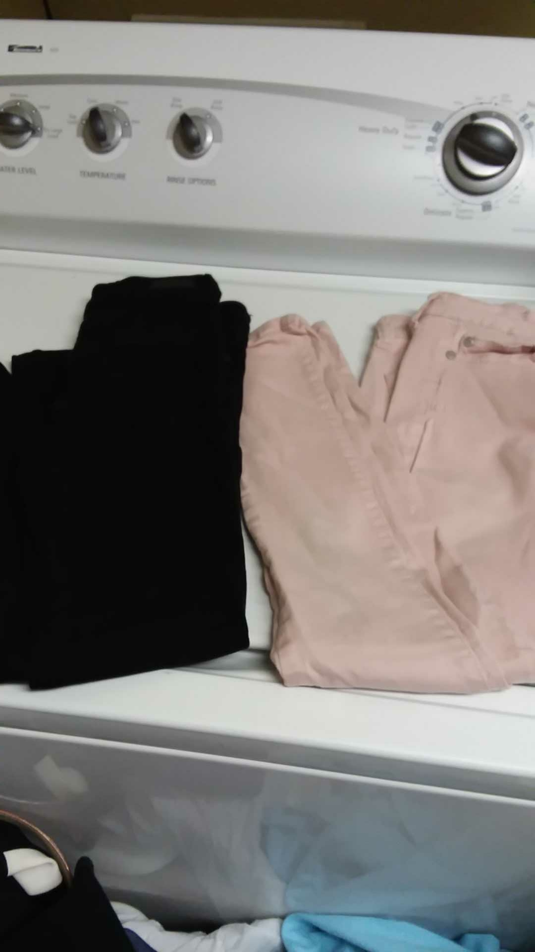 Celebrity pink❤girls pants SZ 8. Used conditions $4 both