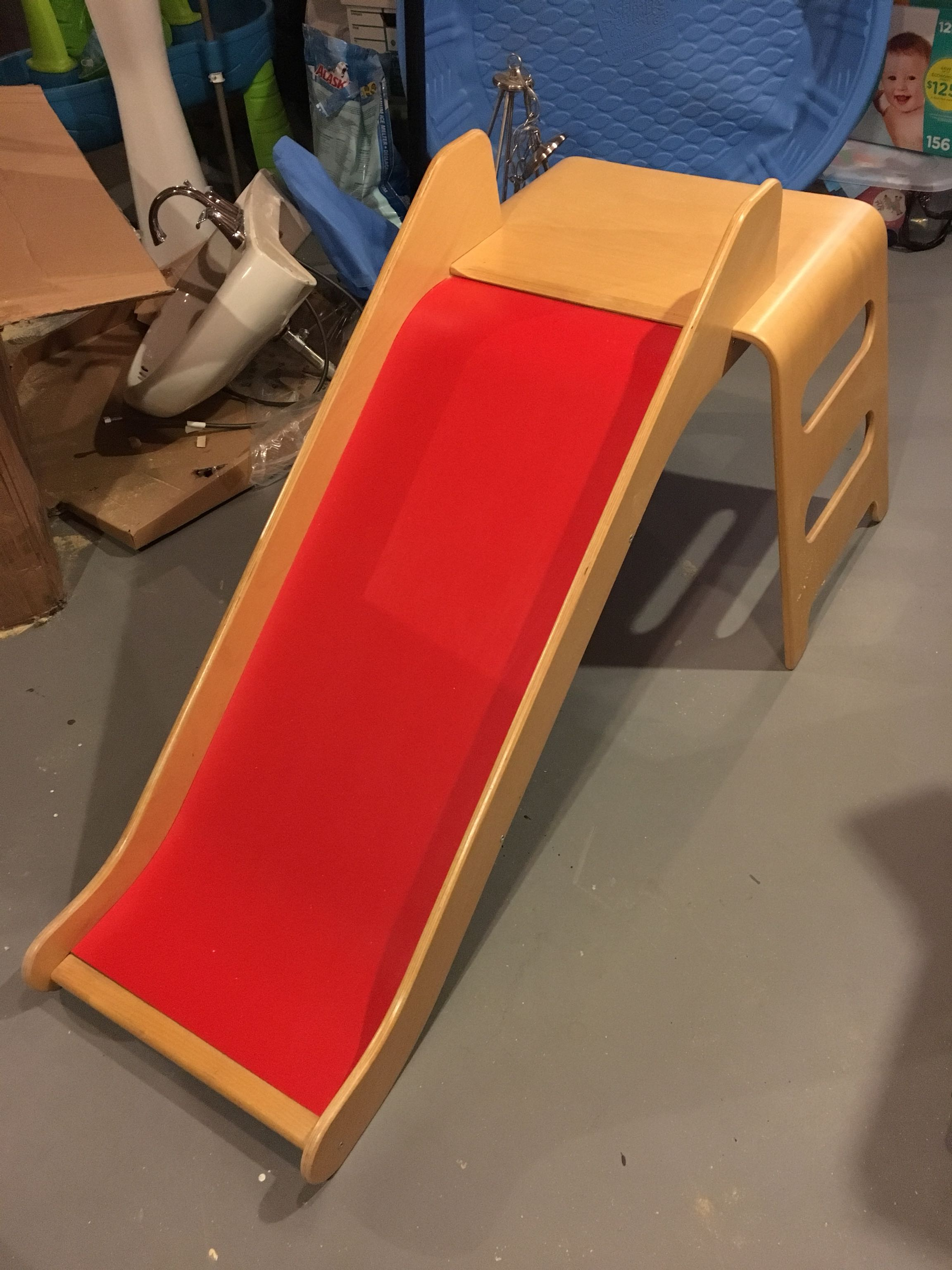 Onwijs Find more Virre Ikea Children's Slide for sale at up to 90% off AW-03
