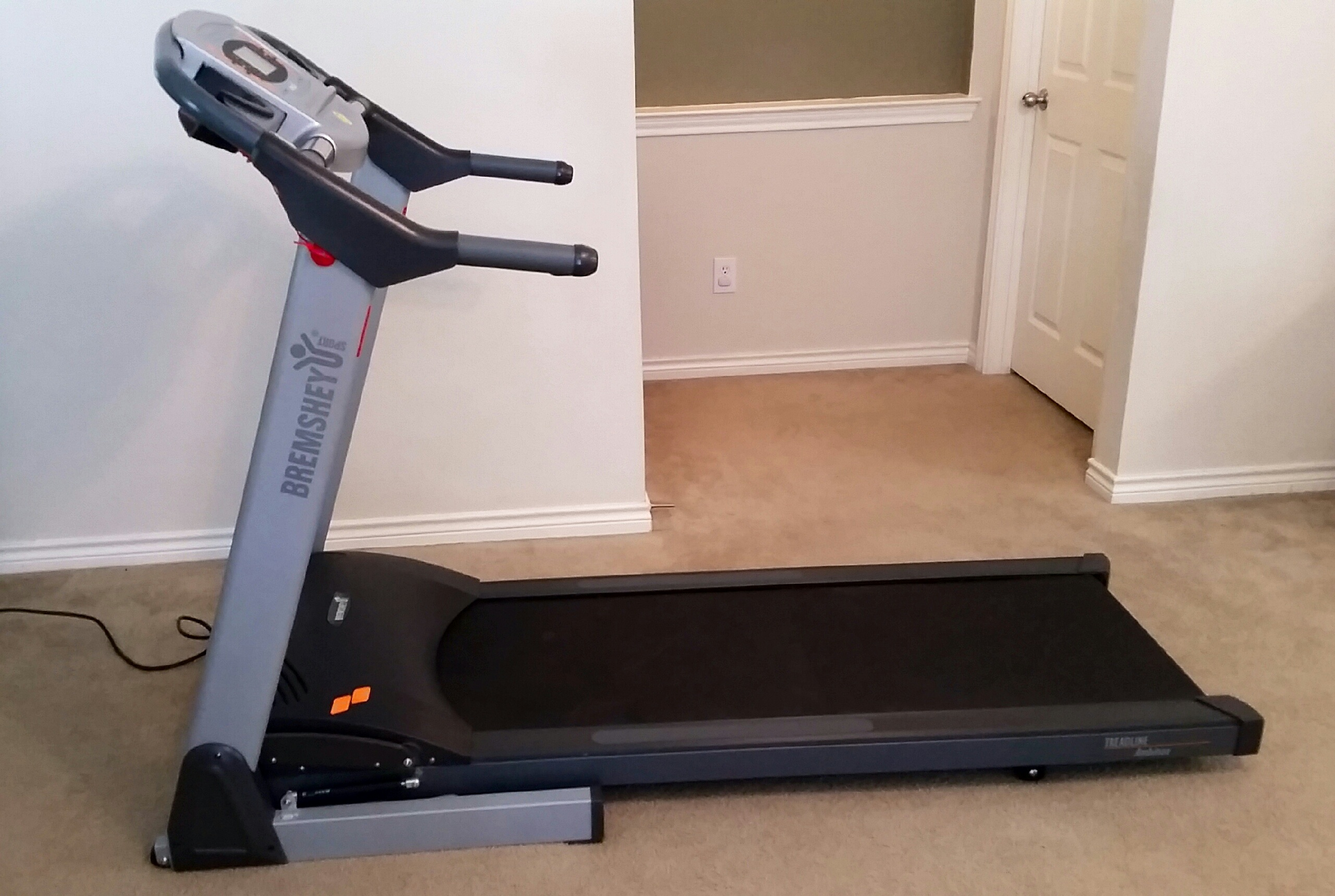 Ongekend Best Bremshey Sport Treadmill. Excellent Condition. Originally FH-83