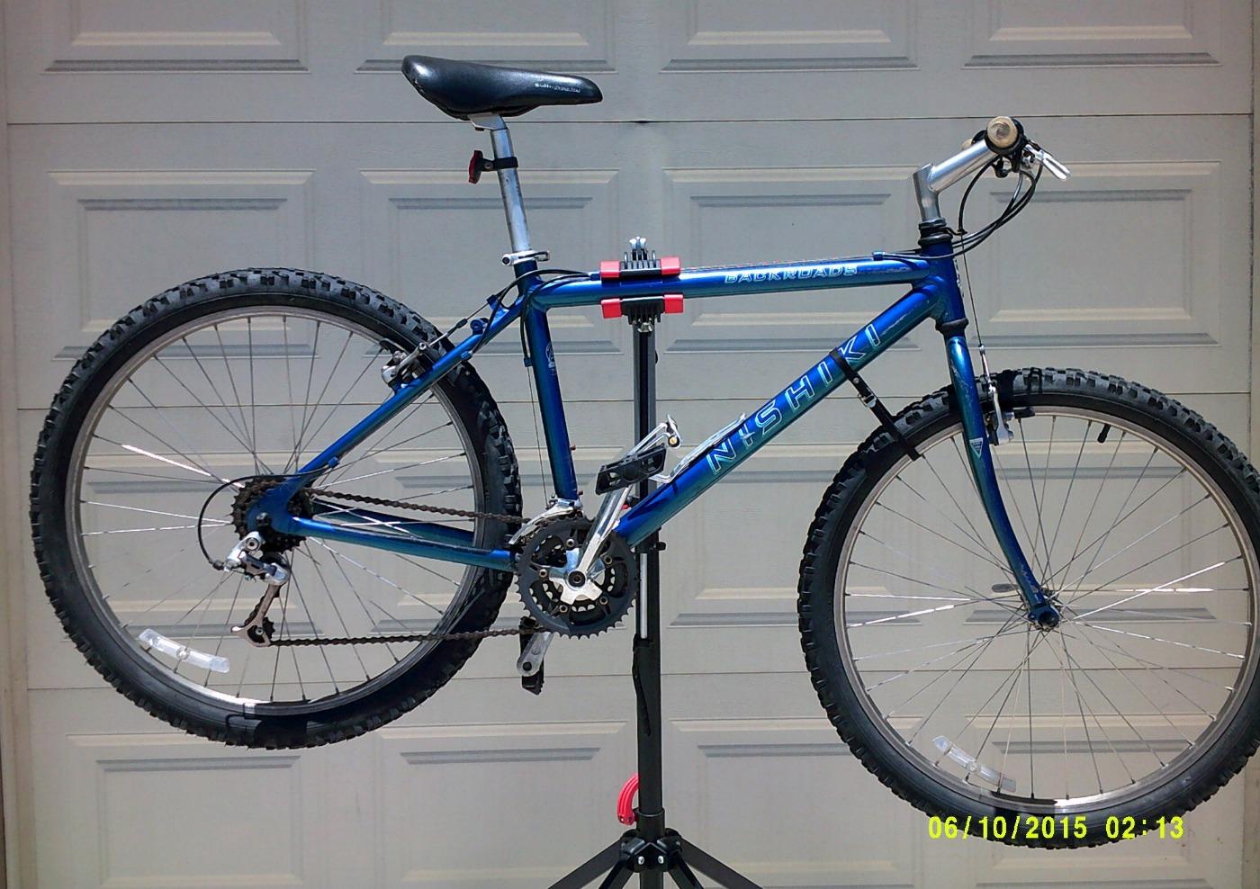 Højmoderne Find more Vintage Aluminum Nishiki Mountain Bike for sale at up to GI-69