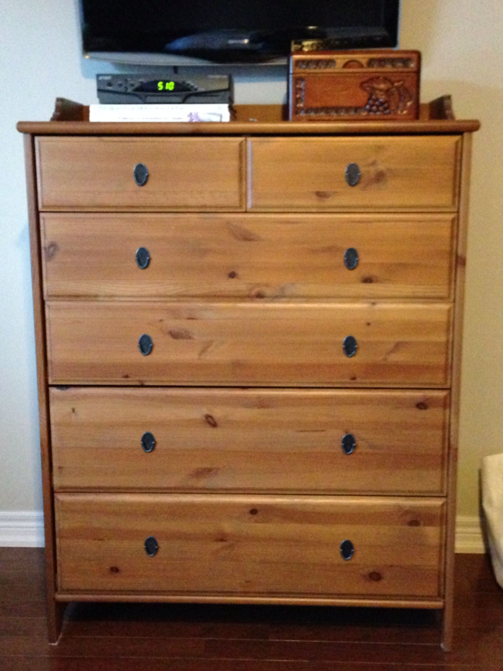 Attractive Find more Ikea Leksvik 6 Drawer Dresser for sale at up to 90% off HM14
