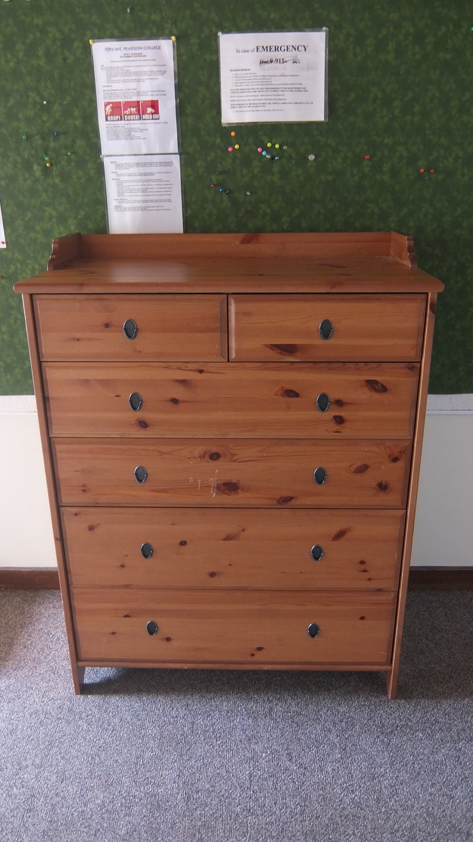 Unique Find more Ikea Leksvik 6 Drawer Dresser for sale at up to 90% off WF76