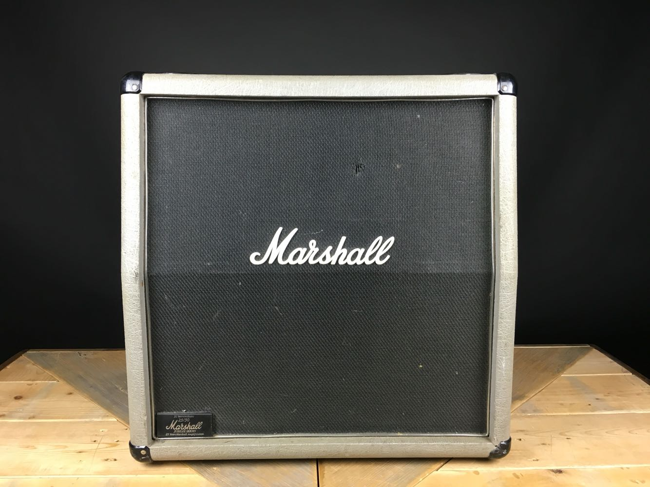 Marshall Silver Jubilee 2556a 2x12 Cabinet