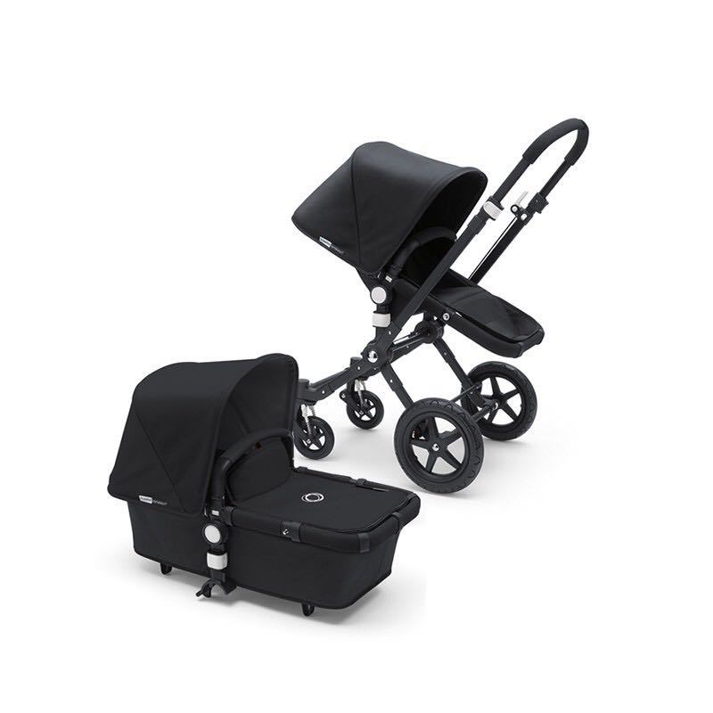 Onwijs Best 2012 Bugaboo Cameleon Special Edition All Black. for sale in JY-72