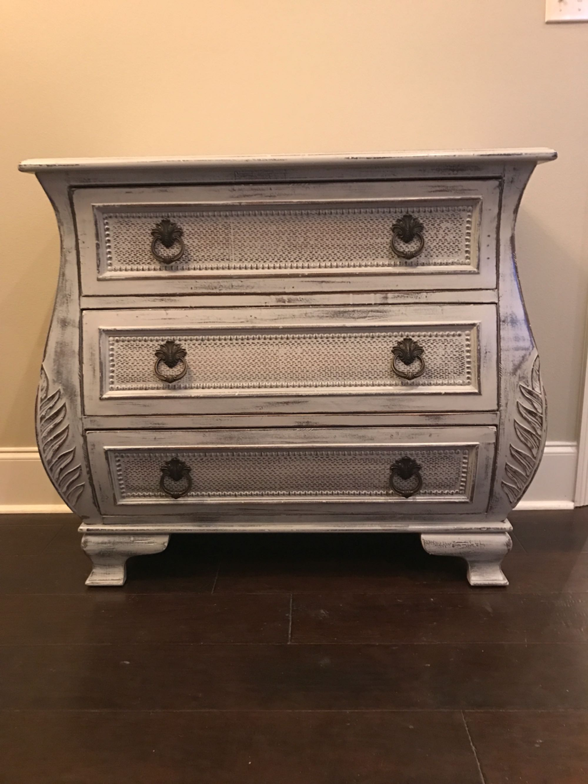 Well-known Find more Refinished Bombay Chest/entry Table for sale at up to 90  CE67