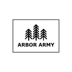 Arbor army small