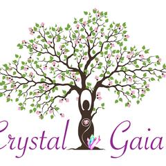 Crystal gaia logo