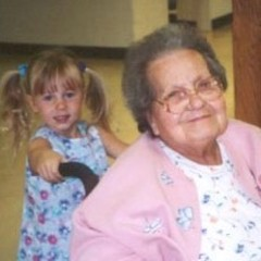 Jo and great grammie