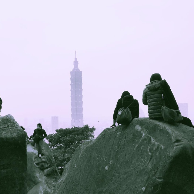 Taipei New Year Trip