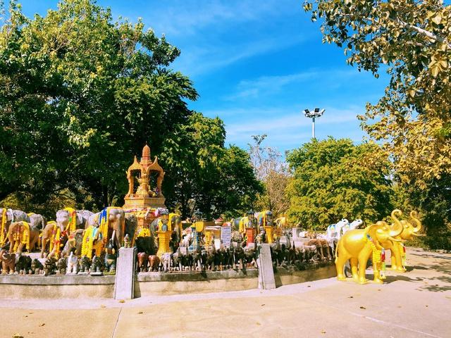 elephant shrine
