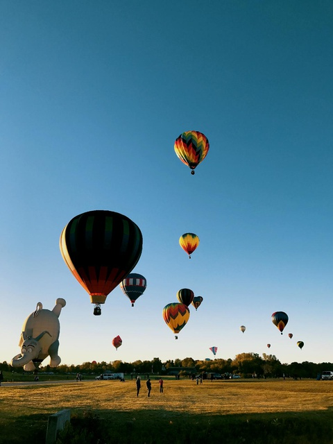 Adirondacks Balloon Festival