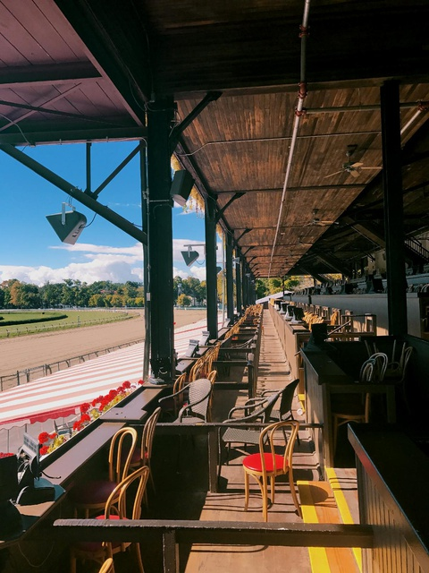 the oldest race course in the country