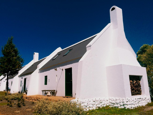 elegantly converted cottages