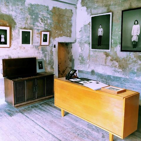 a cool photo studio