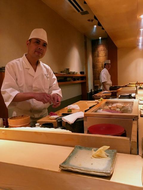 our chef, Kanda-San