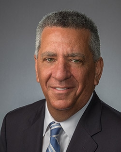 Ron Chamberlain : Funeral Director