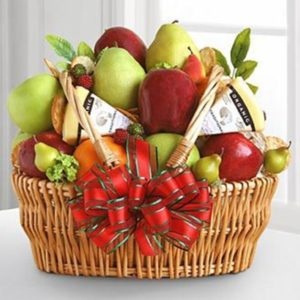 Fruit & Gourmet Gift Baskets
