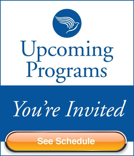 View Upcoming Programs on our Events Calendar