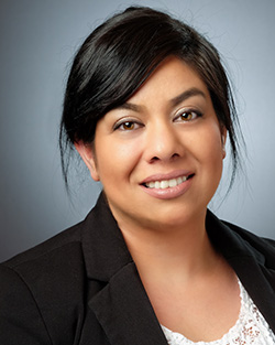 Iris Valenzuela : Family Services Manager
