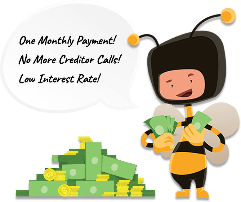 One Monthly Payment!