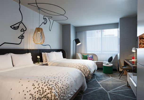 Cheap Hotel Rooms In Montreal Downtown