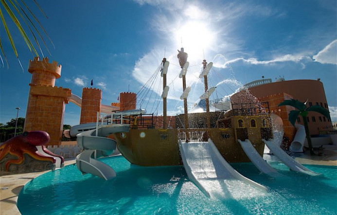 Seadust Cancun Family Resort Vacation Deals Lowest