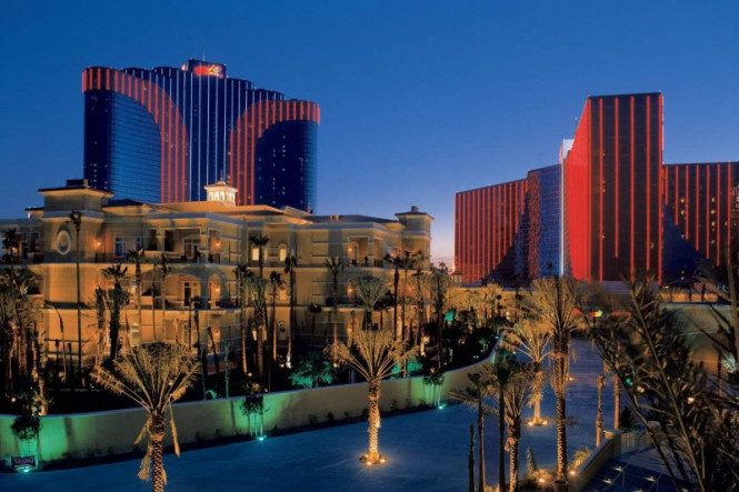 Rio las vegas vacation deals lowest prices promotions for Last minute warnemunde hotel