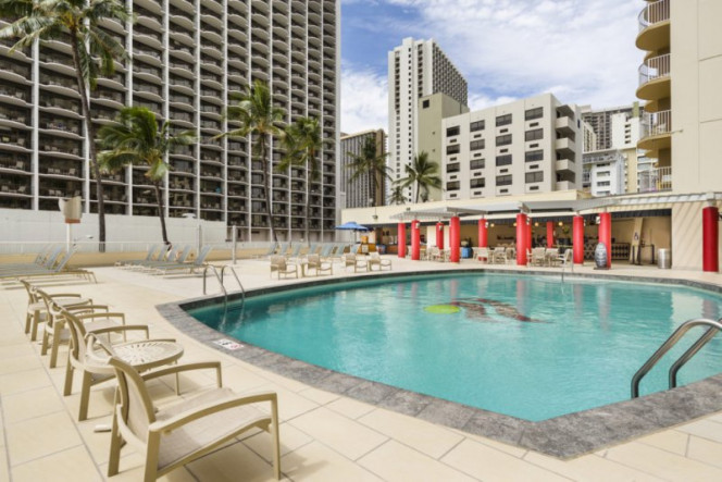 Aston Waikiki Beach Hotel Cheap Vacations Packages Red Tag