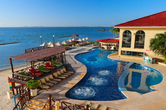 Parfait All Ritmo Cancun Resort And Waterpark. Hotel Details